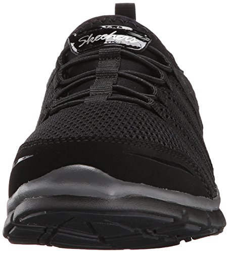 Gratis Off Skechers Baskets Femme Black Basses nbsp;Shake It APwZq
