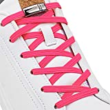 Neo-wows Upgraded Version No Tie Elastic Shoelaces, with Magnetic laces Lock - One