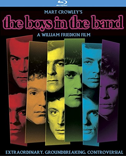 Boys in the Band [Blu-ray] - Rays Blue Band The