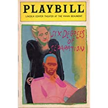 Six Degrees of Separation - Lincoln Center at the Vivian Beaumont Theatre - April 1991
