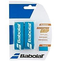 Babolat Badminton Base Poignée Bande Sensation Lot de 2dans différents Belles Couleurs