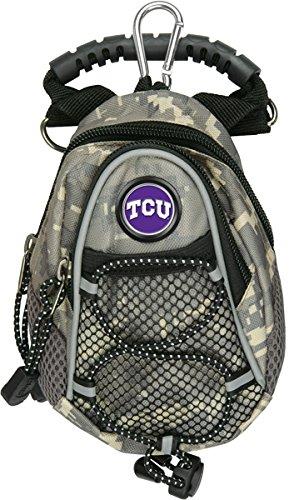 LinksWalker NCAA Texas Christian Horned Frogs - Mini Day Pack - Camo