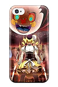 New Style touhou animal ears Anime Pop Culture Hard Plastic iPhone 4/4s cases