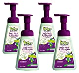 : Pampers Kandoo BrightFoam Body Wash, Funny Berry Scent, 8.4-Fluid Ounce Pump (Pack of 4)