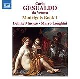Gesualdo: Madrigals Book 1