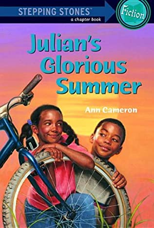 book cover of Julian\'s Glorious Summer