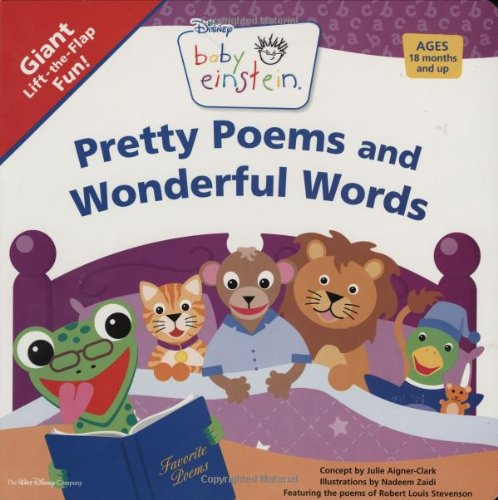 Read Online Pretty Poems and Wonderful Words (Baby Einstein) PDF