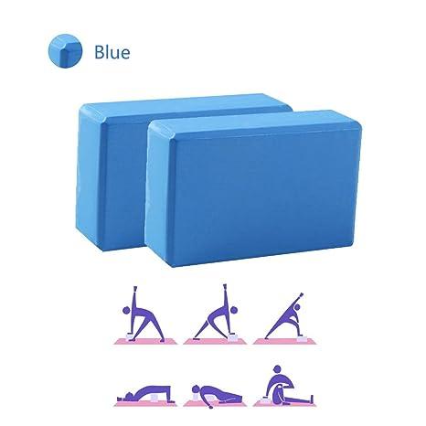 Bloque de Yoga,Antideslizante Ecológico de alta Densidad ...