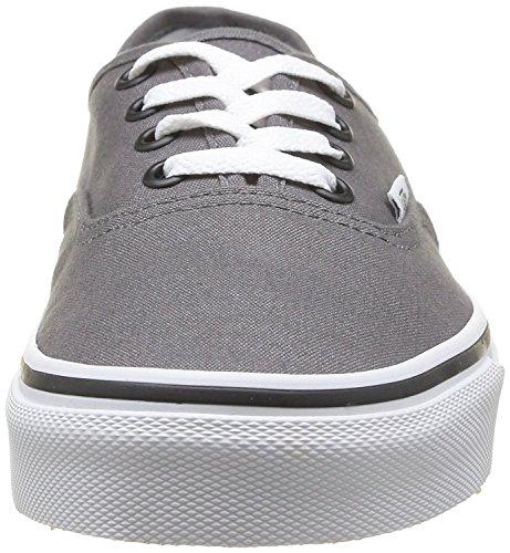 Vans Shoes Classic Skate Pewter Authentic Black Unisex pqgxrp