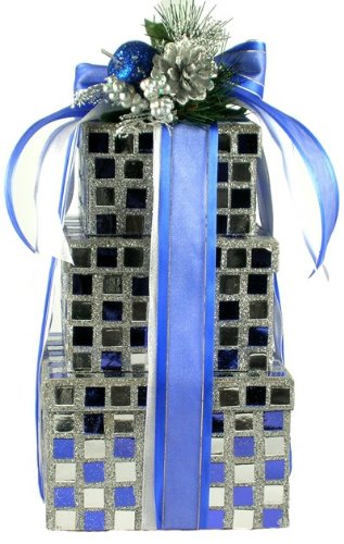 Gift Basket Village Hanukkah Treats Tower Hanukkah Gift Tower