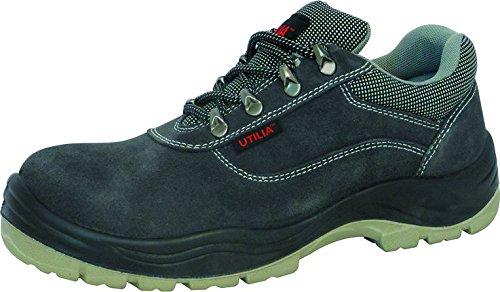 UTILIA Zapatillas Bajas de seguridad puntera de acero TG 46fa2333346