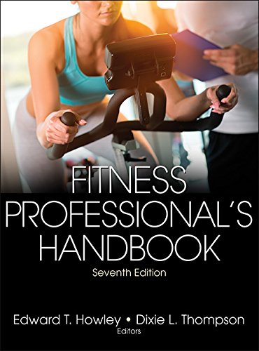 Fitness Professional's Handbook 7th Edition With Web Resource cover