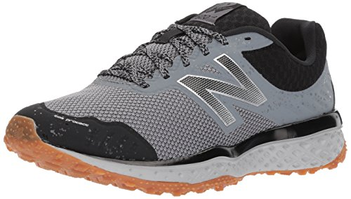 Mens Trail Running Shoes (New Balance Men's Cushioning 620V2 Trail Running Shoe, Gunmetal/Black, 10 D US)