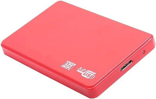 D DOLITY 外付けHDD USB3.0 SATA ハードディスク モバイルハードディスク ABSプラスチック - 2T