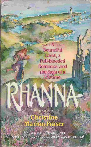 book cover of Rhanna