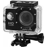 Video Camera - Black Outdoor Sports Digital Camera 1080P Full HD Video Camera