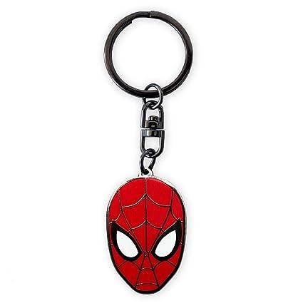 ABYstyle Marvel Taza con Llavero y Adhesivo Spider-Man, abypck116