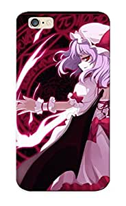 AxspxjW1520NFyLT Catenaryoi Remilia Scarlet Durable Iphone 6 Tpu Flexible Soft Case With Design