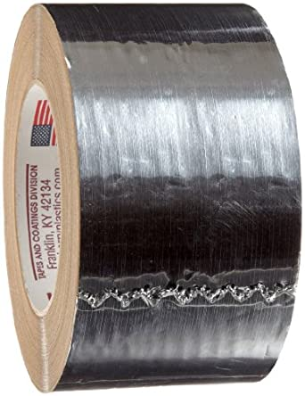 "Nashua 617020 322-3-Foil 3""x 50  Yards Aluminum Foil Tape"