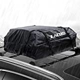 Zacro Roof Top Cargo Bag 15 Cubic Feet Waterproof Cargo Bag, Traveling Luggage