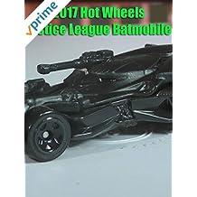 Review: 2017 Hot Wheels Justice League Batmobile