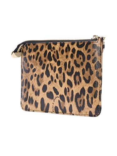 Dolce E Gabbana Pochette Donna BI0931AH040HA93M Pelle Multicolor