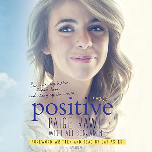 Positive by HarperCollins Publishers and Blackstone Audio