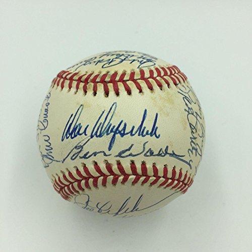 Autographed Sandy Koufax Baseball - Extraordinary Brooklyn HOF - PSA/DNA Certified - Autographed Baseballs