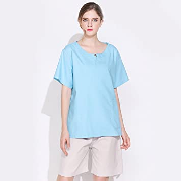 GJM Shop algodón con bolsillos albornoz ---- Modelos Masculinos Y Femeninos Amantes Ropa De Seda Ropa Sudada ...