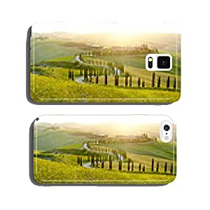 Sunny fields in Tuscany, Italy cell phone cover case iPhone6 Plus