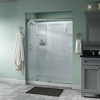 "Delta Shower Doors SD3172686 Windemere 60"" x 71"" Semi"