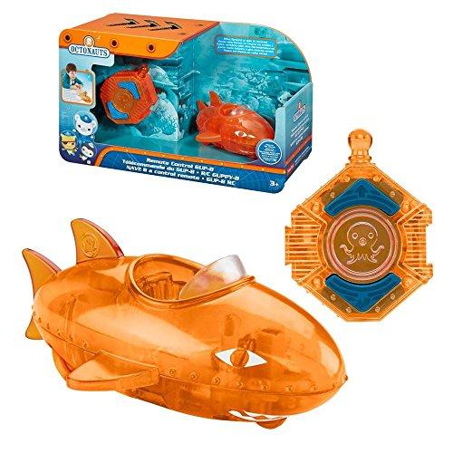 Le Octonautes - RC Gup-B Télécommande Shark Bateau Véhicule Mission - The Octonauts