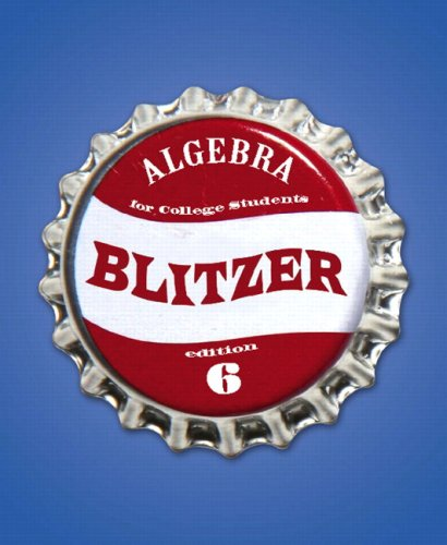 Algebra for College Students Value Package (includes MyMathLab/MyStatLab Student Access Kit) (6th Edition)