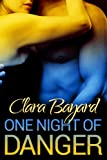 One Night of Danger (BBW Romantic Suspense)