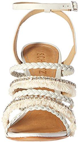 Schutz Women's Milina Dress Sandal Pearl shop cheap price low price fee shipping online cheap discount authentic discount for cheap reliable lHOlSZ
