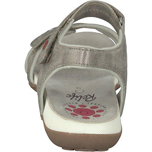 Sandaletten 3 Trekking Relife 15706 Schuhe 8067 Sandalen Smoke in Farben 18 Damen qIIWzESw