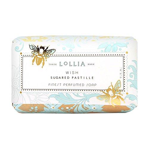 Lollia Wish No. 22 Sugared Pastille 125 g Finest Perfumed - Lollia No Sugared 22 Wish