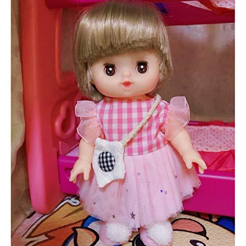 Bandeau Poupée Robe Convient À Chaussure Sac Dollhouse robe 25cm Pour Slip 8 Main Accessoire jupe Cheveux Kesoto 2 Chaussettes Epwpqa