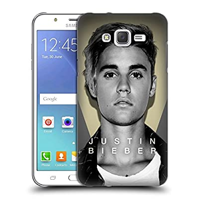 Official Justin Bieber What Do You Mean Shot Purpose B&w Hard Back Case for Samsung Galaxy J7