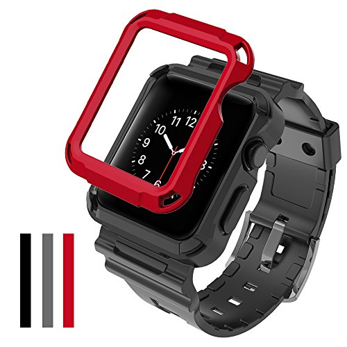 Simpeak Apple Watch Flexible Protective