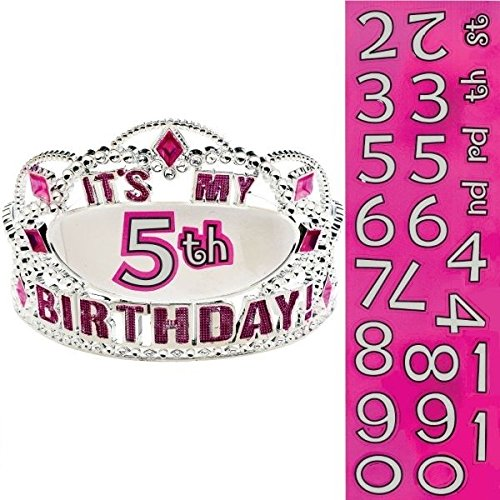 (Customized Happy Birthday Tiara | Royalty Collection)