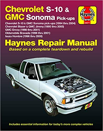 Amazon.com: Chevy S-10 & GMC Sonoma Pick-ups (94-04). Inc. S ... on 2000 chevy blazer vacuum line diagram, 1996 s10 speedometer, chevy s10 starter diagram, 1996 s10 pickup, 1996 s10 headlight, 1996 s10 owner's manual, 1996 s10 radio, 1996 s10 ignition coil, 1996 s10 wheels, 1996 s10 fuel system, 1996 s10 chassis, 1996 s10 firing order, 1996 s10 radiator, 1996 s10 distributor, 1996 s10 exploded view, 1995 s10 electrical diagram, 1996 s10 wire harness, 1996 chevy blazer engine diagram, 1996 s10 motor, 1996 s10 alternator wiring,