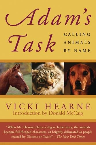 Adam's Task: Calling Animals by Name