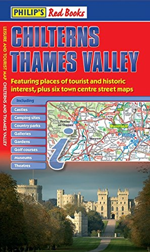 Philip's Red Books Chilterns and Thames Valley ebook