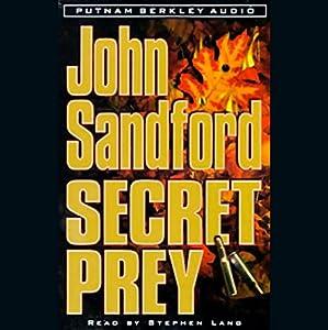 Secret Prey Audiobook