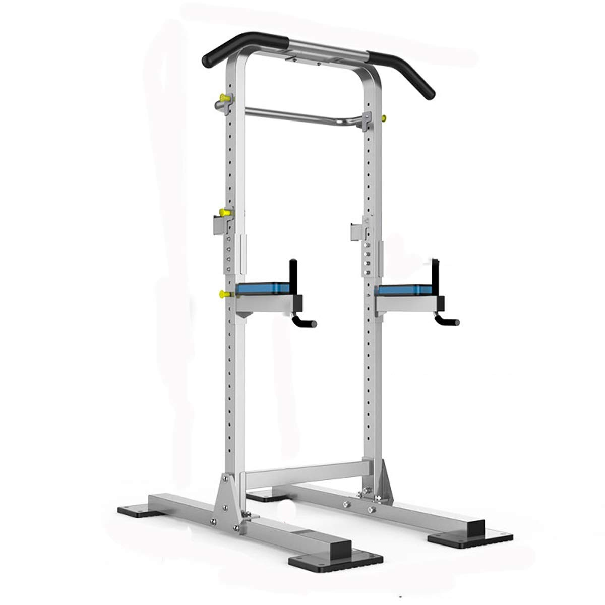 Pull-ups Home Indoor Horizontal Bar Multi-Function Simple Parallel Bars Squat Bench Press Fitness Equipment by Baianju