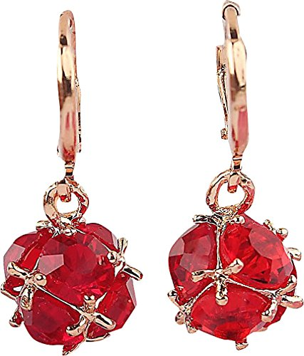 PYRAMID Womens Classic Plated Earrings product image