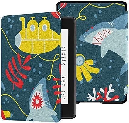Fundas Ereader para Kindle Paperwhite 2018 Bucear bajo el océano ...
