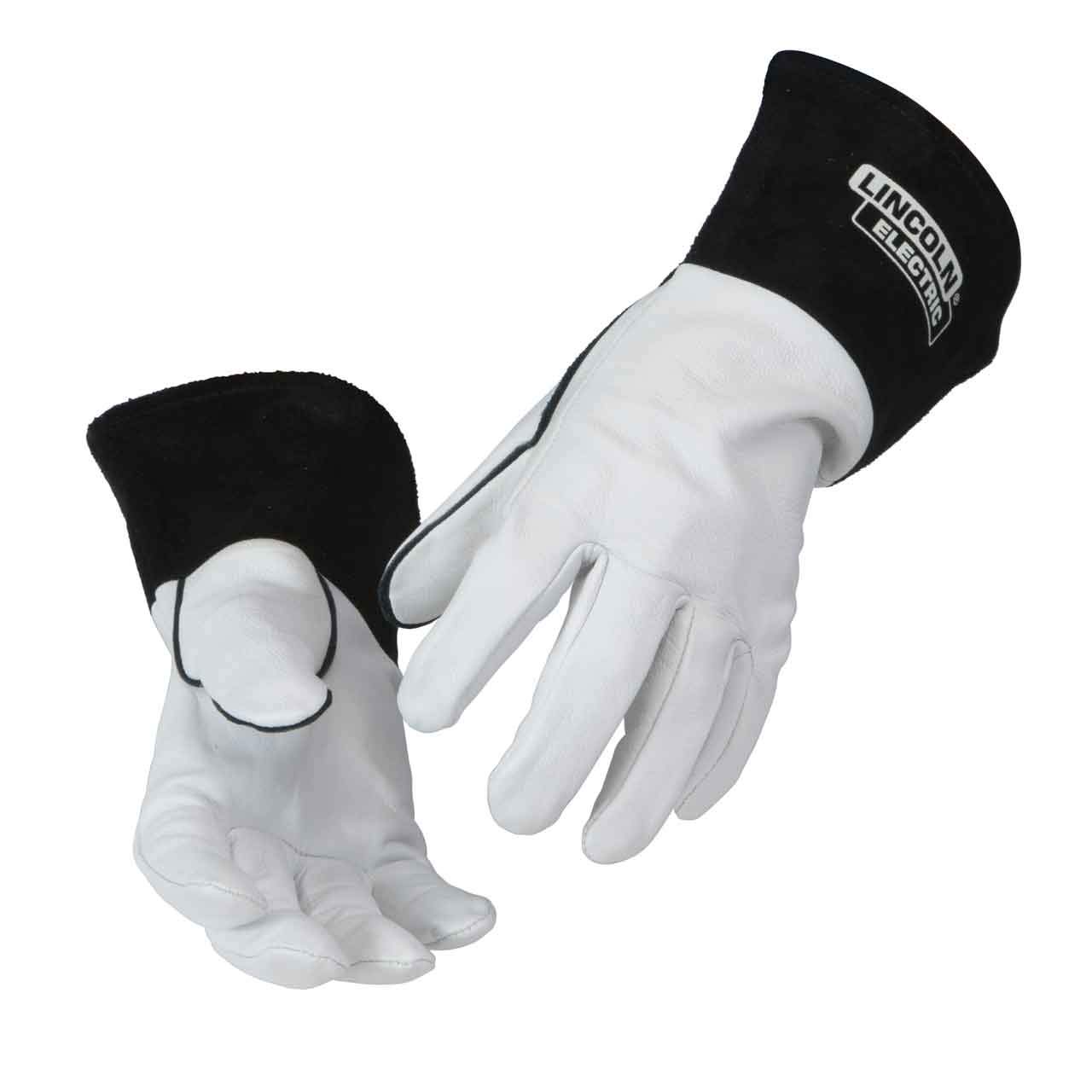 Lincoln Electric Grain Leather TIG Welding Gloves | High Dexterity |  Large | K2981-L by Lincoln Electric