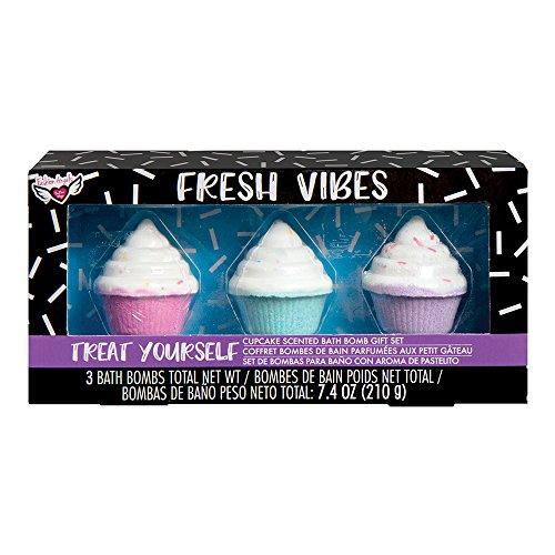 Cupcake Gift - Fashion Angels Cupcake Scented Bath Bomb Gift Set